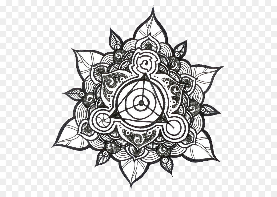 Tatouage Mandala Symbole Png Tatouage Mandala Symbole Transparentes Png Gratuit