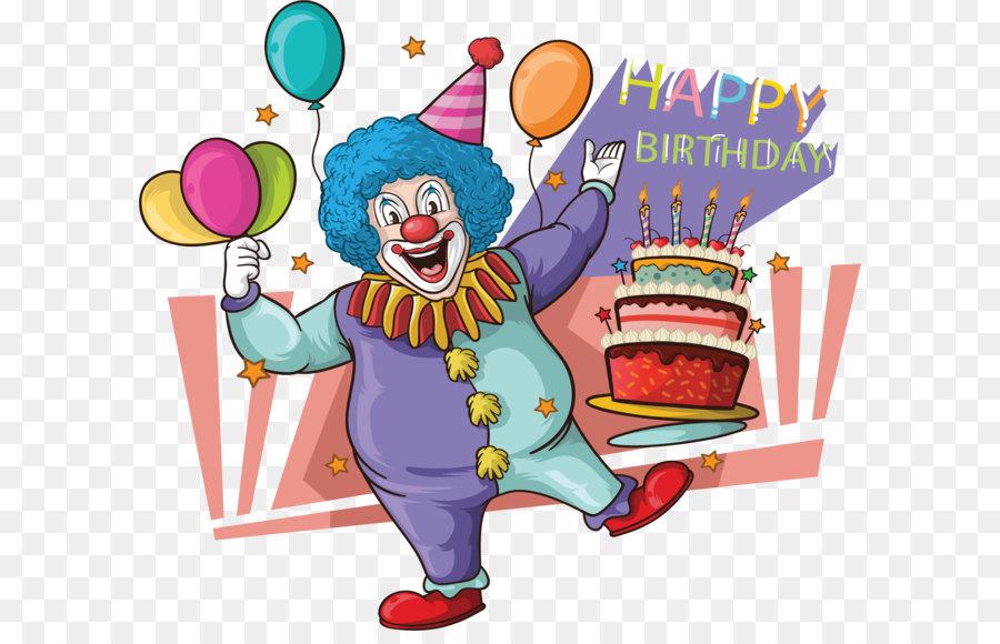 Anniversaire Clown Montgolfiere Png Anniversaire Clown Montgolfiere Transparentes Png Gratuit