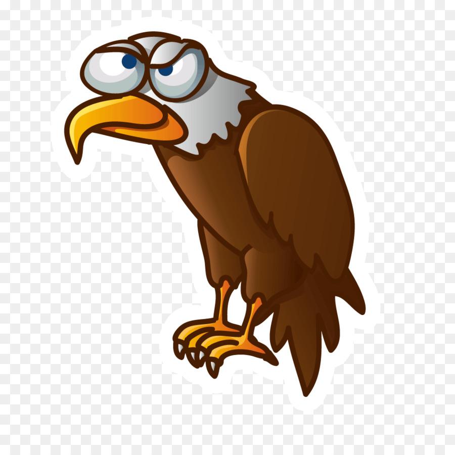 Vautour Dessin Animé Oiseau Png Vautour Dessin Animé