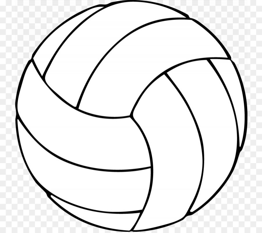 Coloriage Ballon De Volley.Volley Ball Livre De Coloriage Sport Png Volley Ball