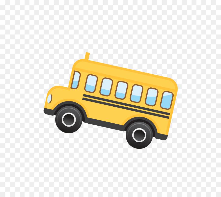 Bus Autobus Scolaire Jaune Dessin Png Bus Autobus