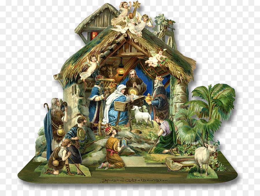 Crèche De Noël Fond Joyeux Noël   Vecteur Gratuite