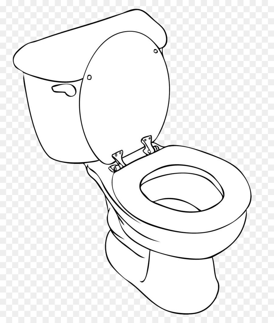 Dessin Salle De Bain dessin, toilettes, salle de bain png - dessin, toilettes