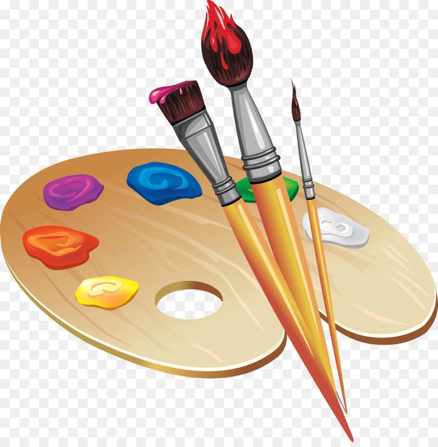 Palette Peinture Dessin Png Palette Peinture Dessin