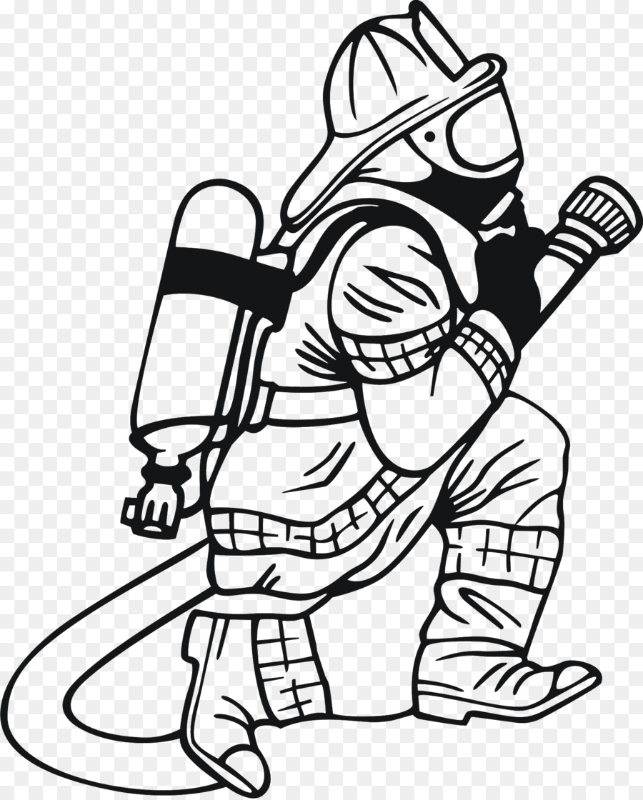 Pompier Livre De Coloriage La Lutte Contre Les Incendies Png Pompier Livre De Coloriage La Lutte Contre Les Incendies Transparentes Png Gratuit