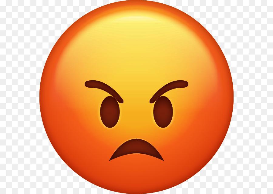 Emoji La Colère émoticône Png Emoji La Colère