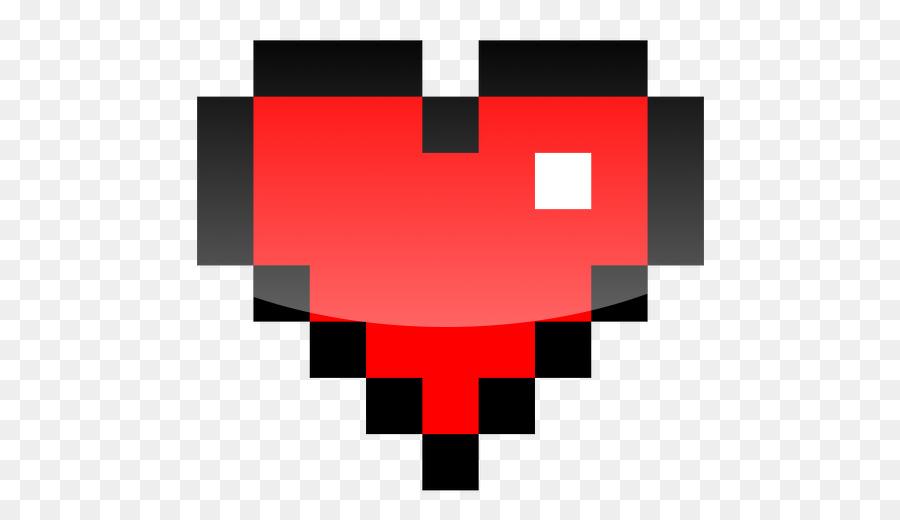 Coeur Chiptune Le Pixel Art Png Coeur Chiptune Le Pixel Art Transparentes Png Gratuit