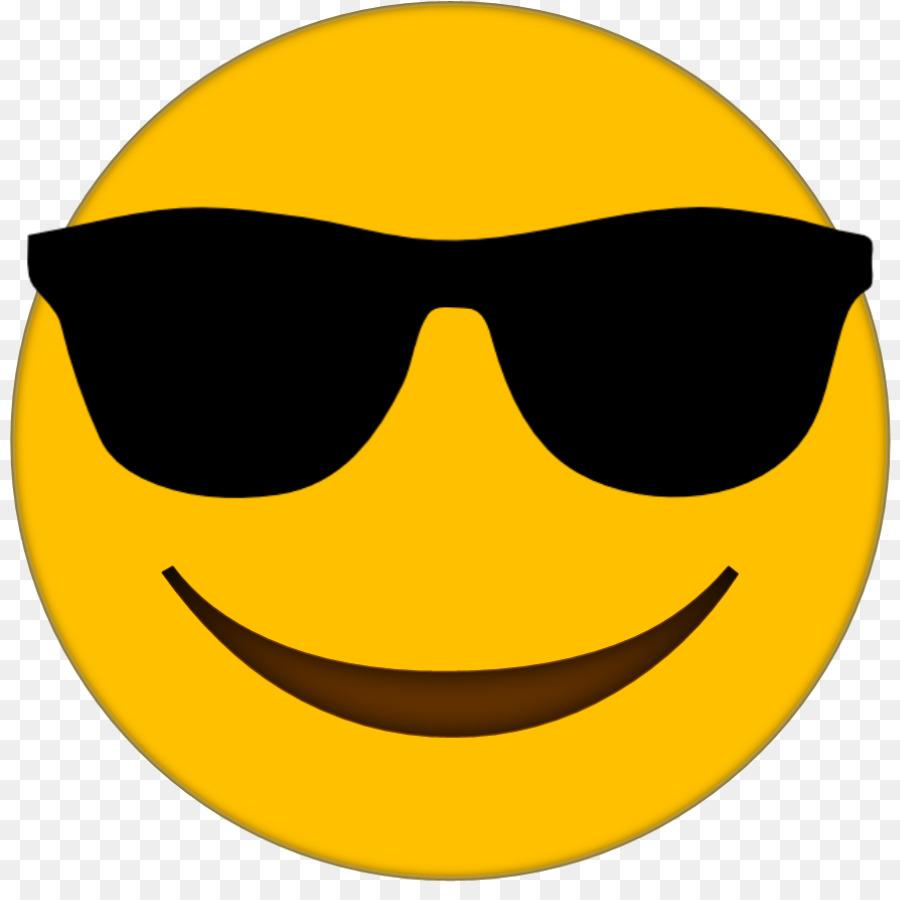 éclatant style de mode prix pas cher Emoji, Lunettes De Soleil, Émoticône PNG - Emoji, Lunettes ...