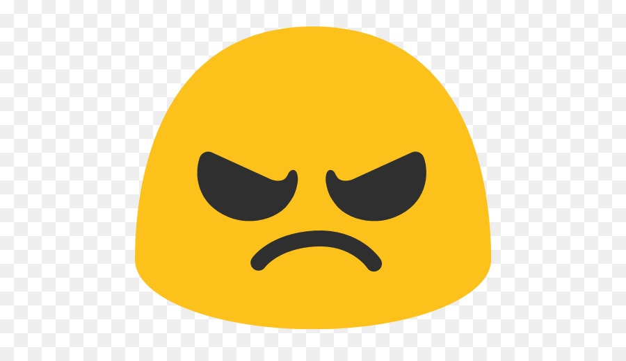 Emoji Visage En Colère Android