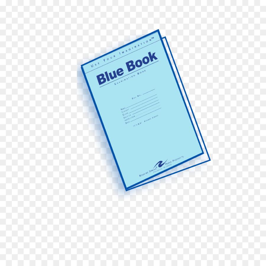 Livre Bleu De Lexamen Dissertation Livre Png Livre Bleu