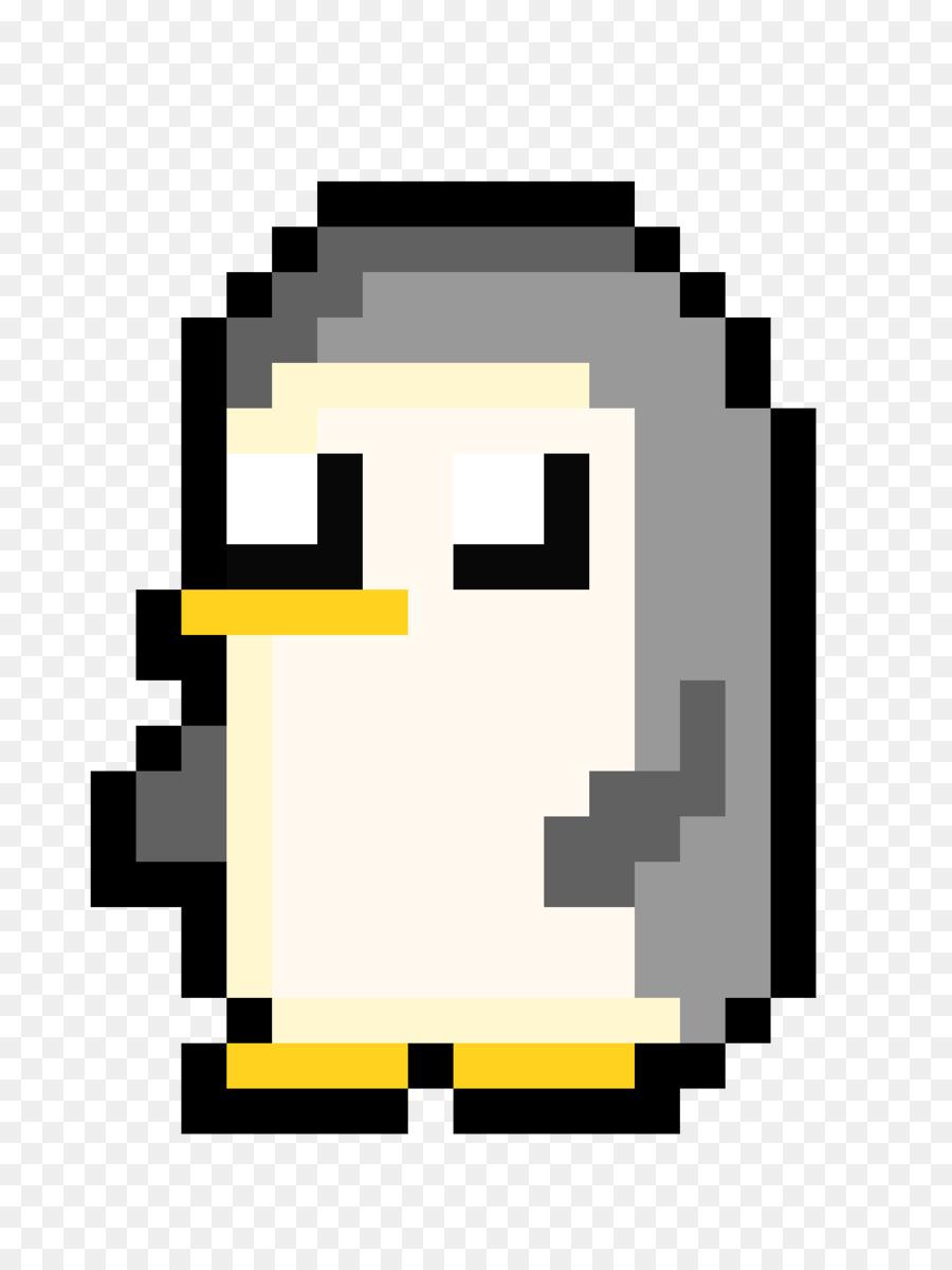 Pingouin Le Pixel Art Pixel Defectueux Png Pingouin Le Pixel Art Pixel Defectueux Transparentes Png Gratuit