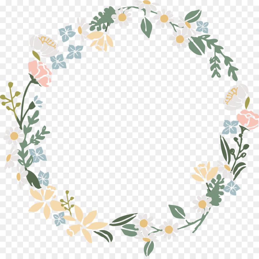 Couronne Fleur Design Floral Png Couronne Fleur Design