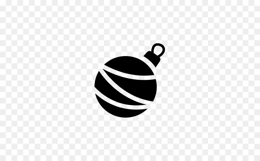 Ordinateur Icônes Noël Noir Et Blanc Png Ordinateur