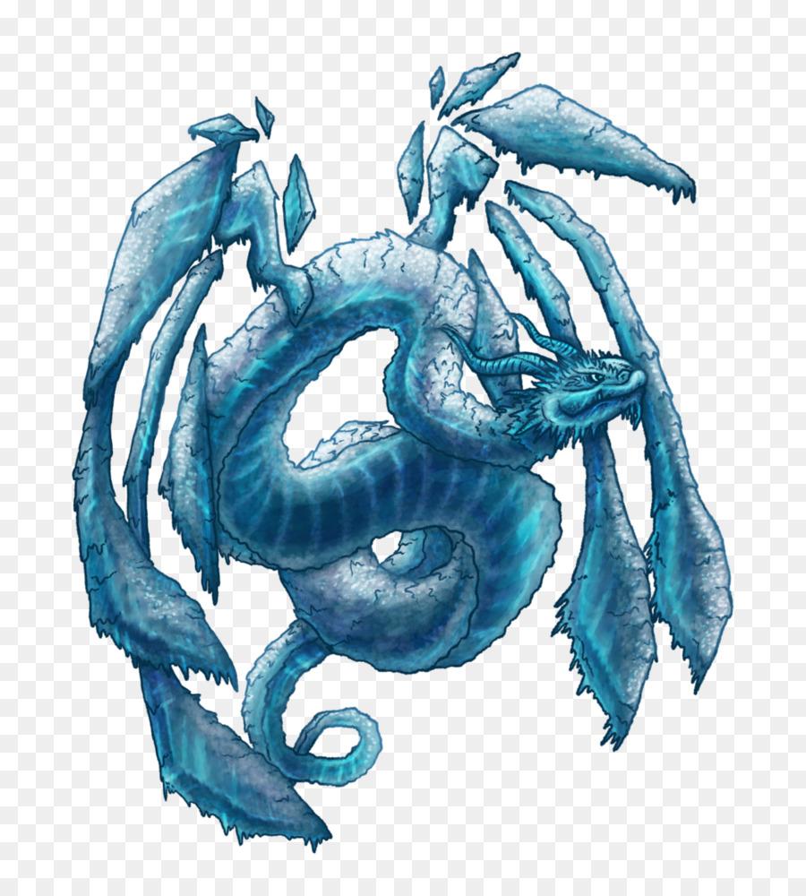 Dragon Dessin Glace Png Dragon Dessin Glace