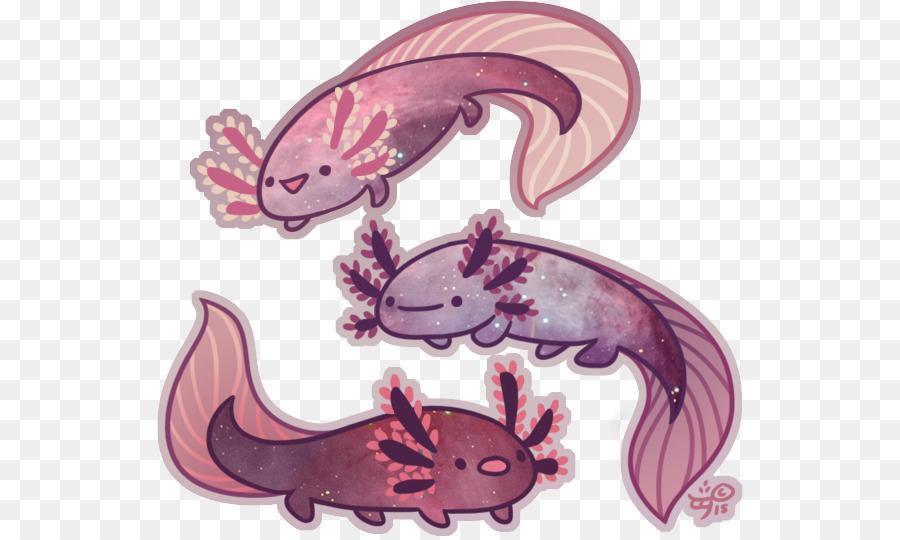 Axolotl La Salamandre Lart Png Axolotl La Salamandre Lart Transparentes Png Gratuit