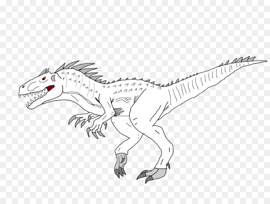 Indominus Rex Lego Jurassic World Livre De Coloriage Png