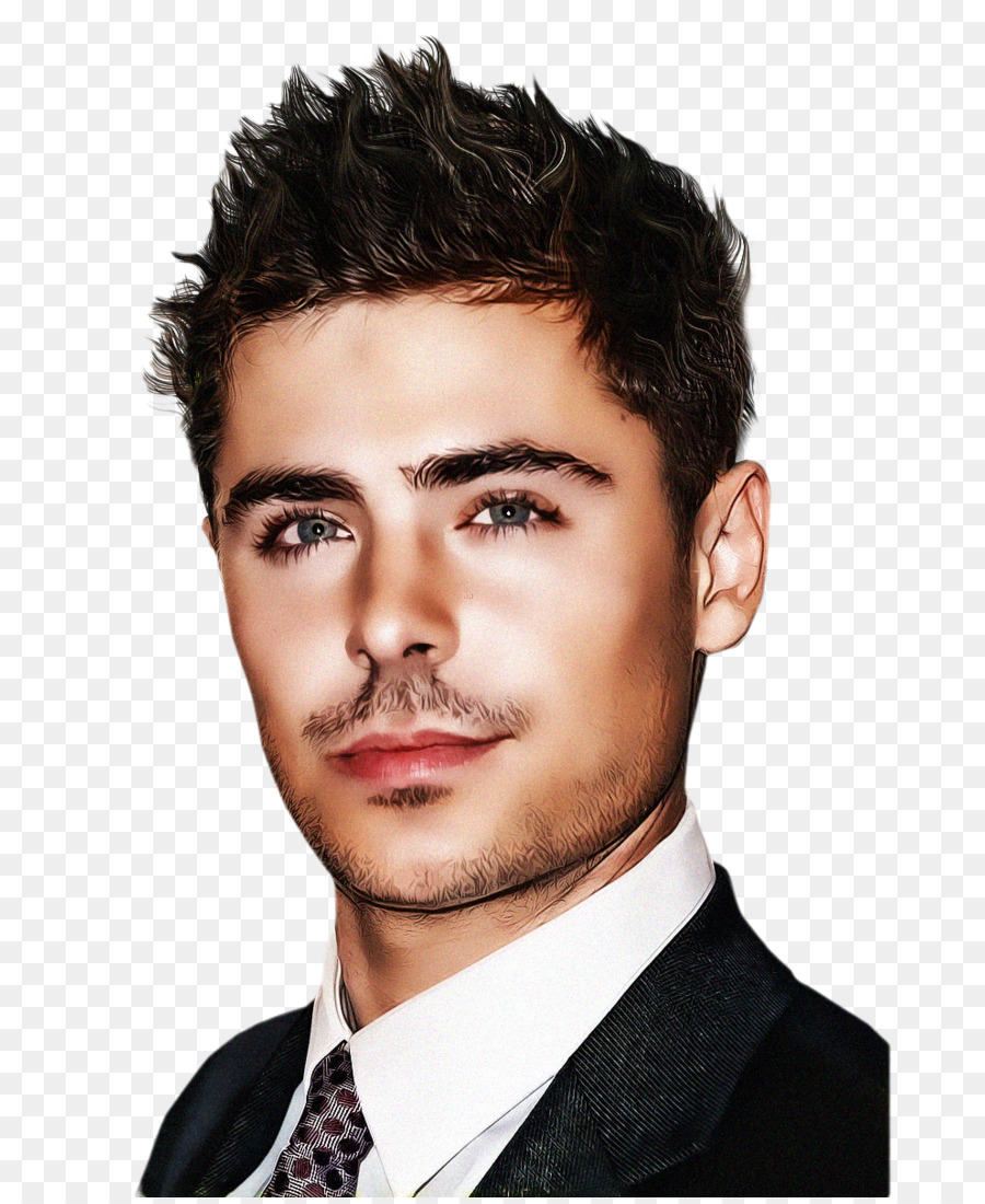 Zac Efron Nous Sommes A Vos Amis Coiffure Png Zac Efron Nous
