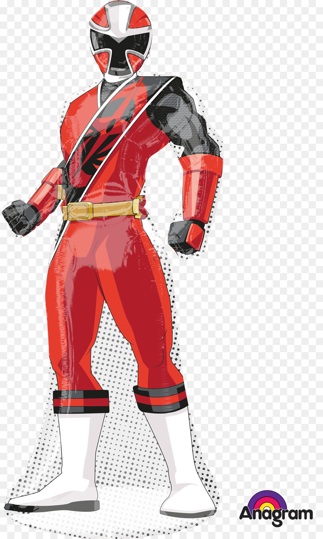 Ranger Rouge Power Rangers Power Rangers Ninja Acier Png