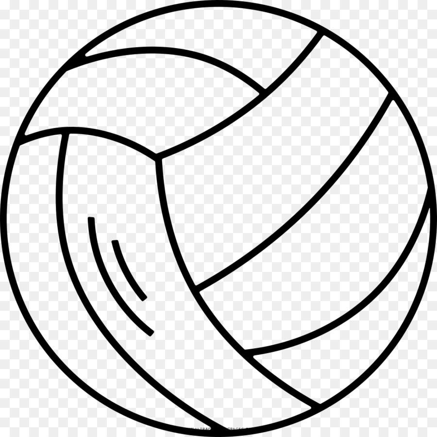 Coloriage Ballon De Volley.Volley Ball Dessin Ballon Png Volley Ball Dessin