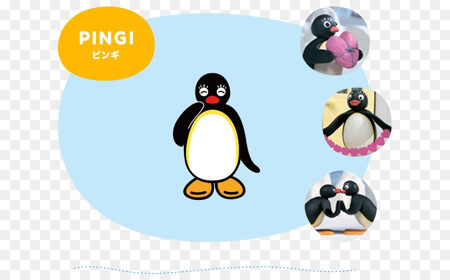 Pingouin Caractère Coeur Png Pingouin Caractère Coeur