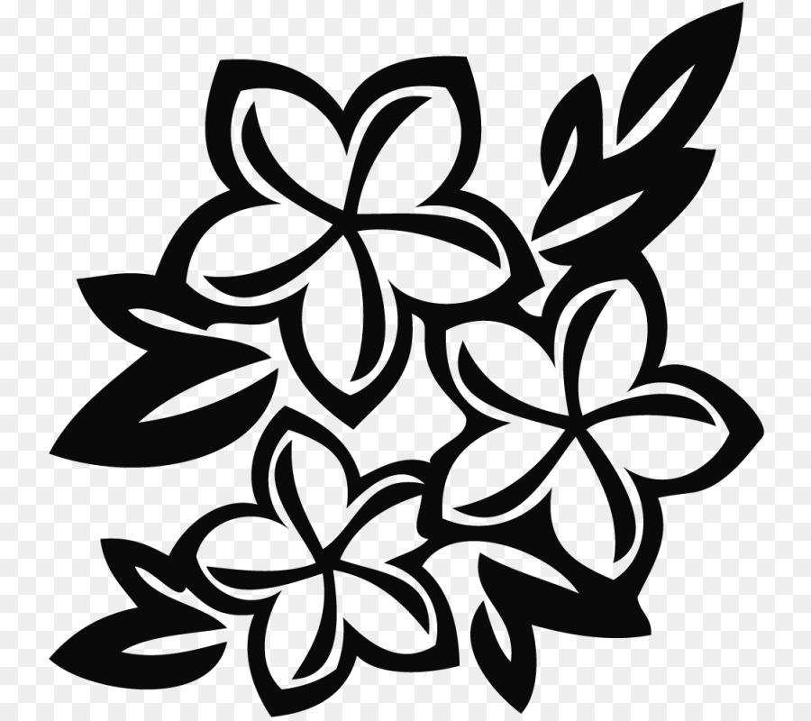 Noir Et Blanc Fleur Dessin Png Noir Et Blanc Fleur