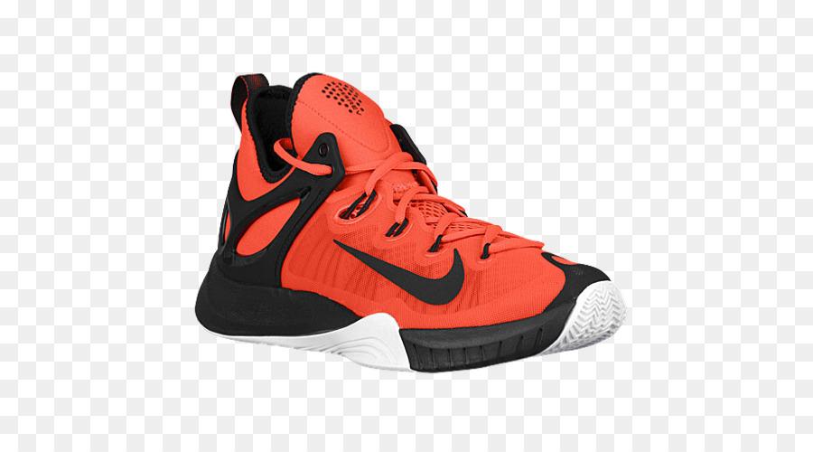 Nike, Chaussures De Sport, Chaussure De Basket Ball PNG