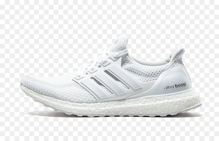 Adidas Ultra Boost De 40 Triple White, Mens Adidas Ultra