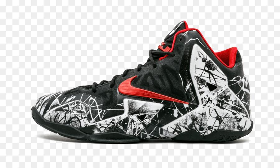 Chaussures De Sport, Nike, Nike Lebron 11 Mens PNG