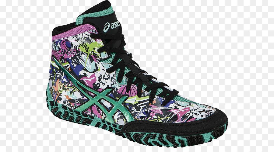 lutte chaussure asics