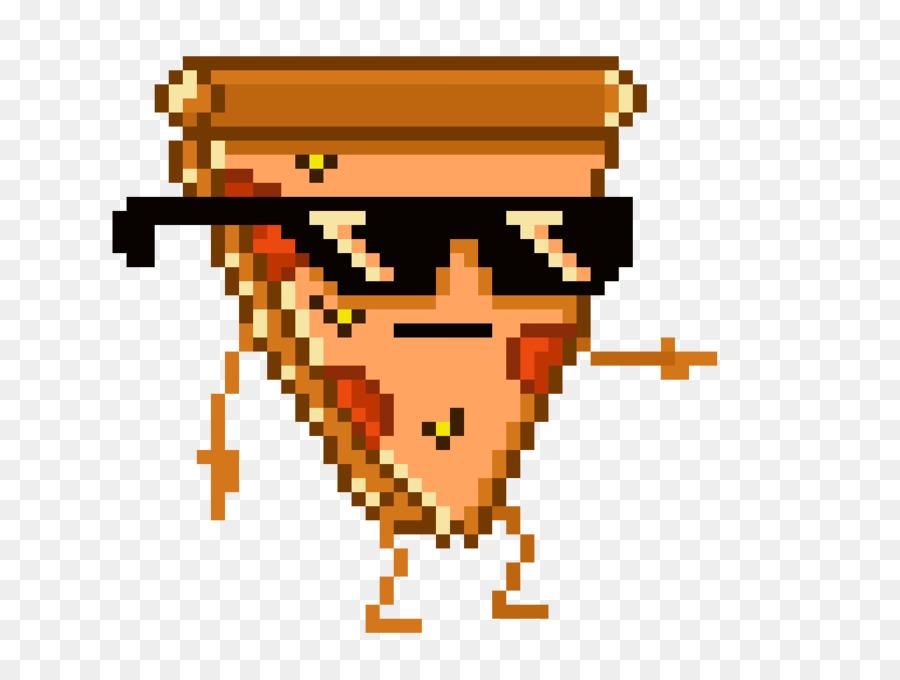 Pizza Le Pixel Art Youtube Png Pizza Le Pixel Art Youtube Transparentes Png Gratuit