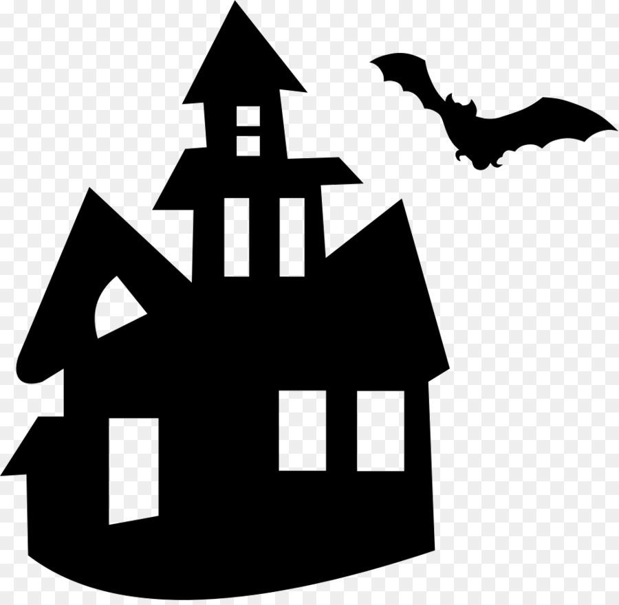 Ordinateur Icones Maison Hantee Halloween Png Ordinateur